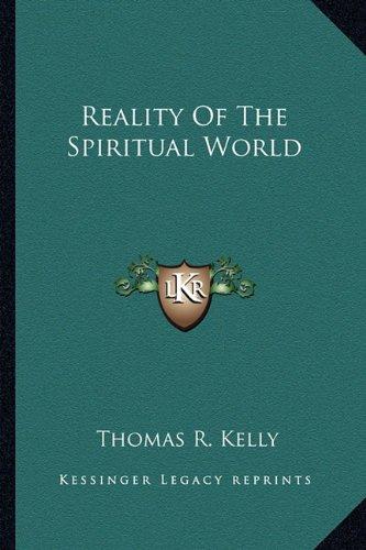 Reality Of The Spiritual World