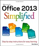 Office 2013 Simplified, Shoup and Elaine Marmel, 1118517172