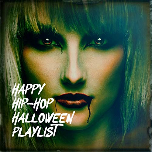 Happy Hip-Hop Halloween Playlist for $<!--$8.99-->