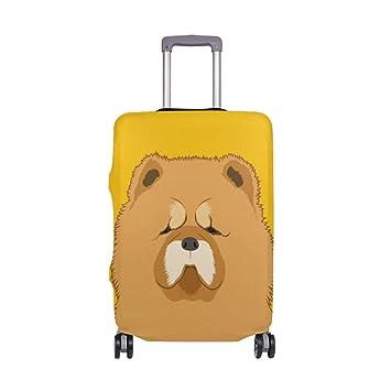 Chow Dog Travelers Choice Travel Equipaje con Ruedas giratorias Maleta de Equipaje de 20 Pulgadas: Amazon.es: Equipaje