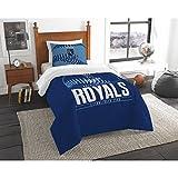 The Northwest Co mpany MLB Kansas City Royals Grandslam Twin 2-piece Comforter Set