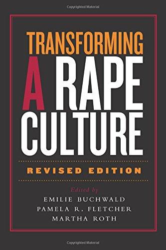 Transforming A Rape Culture
