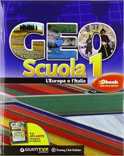 GEO SCUOLA 1 L'EUOPA E L'ITALIA