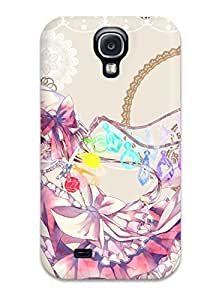 New Arrival Case Cover With UHKRKWl2600pRFpk Design For Galaxy S4- Anime - Touhou