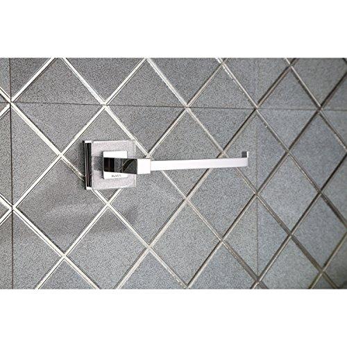Ruvati RVA5009 Valencia Toilet Paper Holder Luxury Bathroom Accessory, Crystal and Chrome by Ruvati (Image #2)