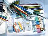 Devardi Glass Lampwork, Beadmaking Starter Kit - Marble & Bead Making Kit - COE 104