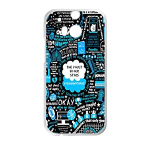 Cest la vie Cell Phone Case for HTC One M8