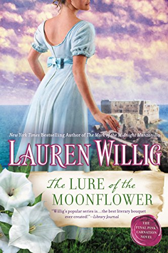 The Lure of the Moonflower (Pink Carnation series Book 12)