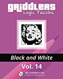 Griddlers Logic Puzzles: Black and White (Volume 14)