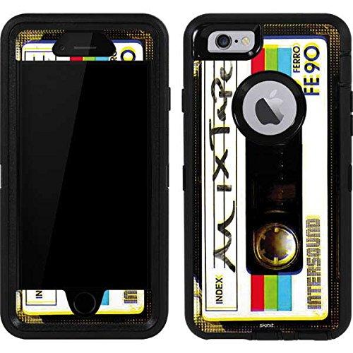 Music OtterBox Defender iPhone 6 Skin - Old - Popular Mixtapes