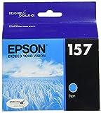 Epson T157220 157, Cyan Ink Cartridge