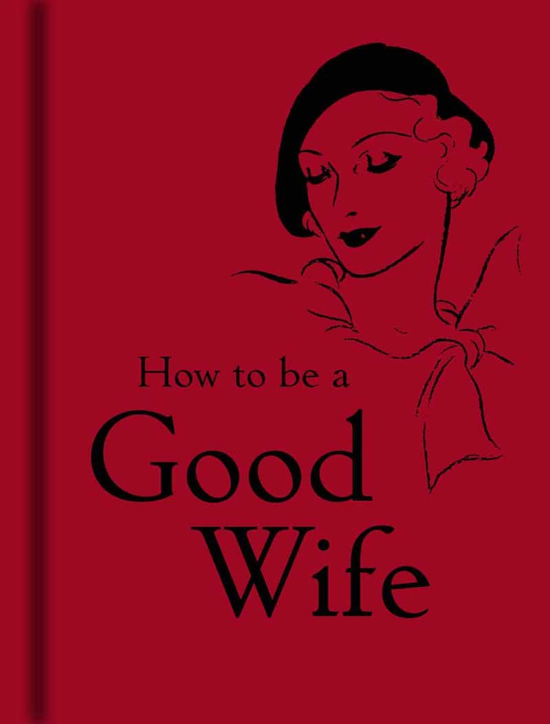How to Be a Good Wife pdf