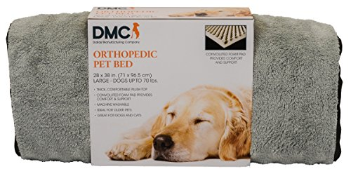 - Dallas Manufacturing Co. Orthopedic Pet Bed 30