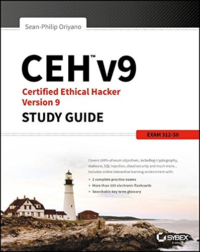 #7. CEH v9: Certified Ethical Hacker Version 9 Study Guide