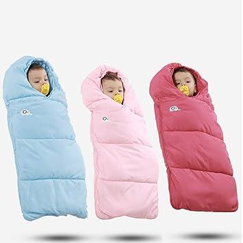 Saco de Dormir para bebés, Saco de Dormir para bebés antipatido, otoño e Invierno