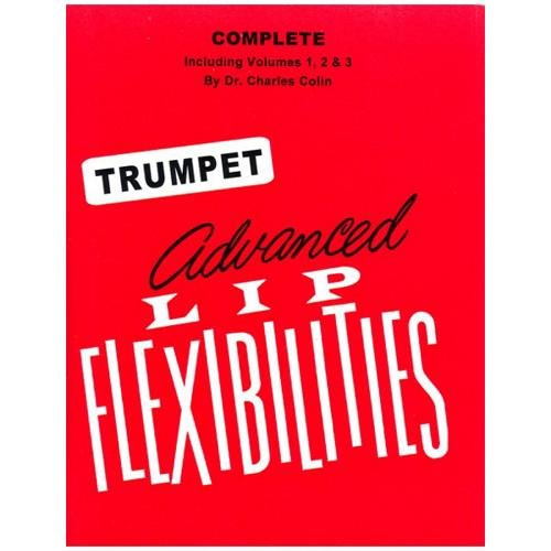 Charles Colin Advanced Lip Flexibilities Complete for Trumpet by Charles Colin