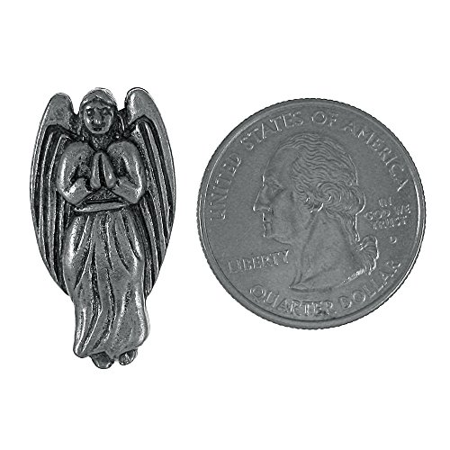 Jim Clift Design Classic Angel Lapel Pin
