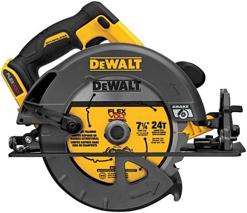 DEWALT DCS575B FLEXVOLT 60V MAX Lithium-Ion Brushless 7 1 4 Circular Saw Bare Tool