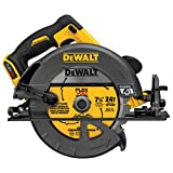 DEWALT DCS575B FLEXVOLT 60V MAX Lithium-Ion Brushless 7 1/4' Circular...