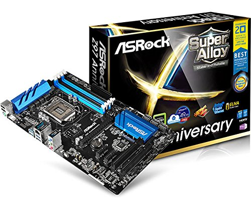 Build My PC, PC Builder, ASRock Z97 ANNIVERSARY