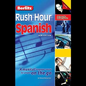 rush hour spanish audible audio edition howard beckerman berlitz publishing books. Black Bedroom Furniture Sets. Home Design Ideas