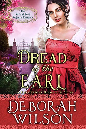 Dread of The Earl (The Valiant Love Regency Romance), used for sale  Delivered anywhere in Canada