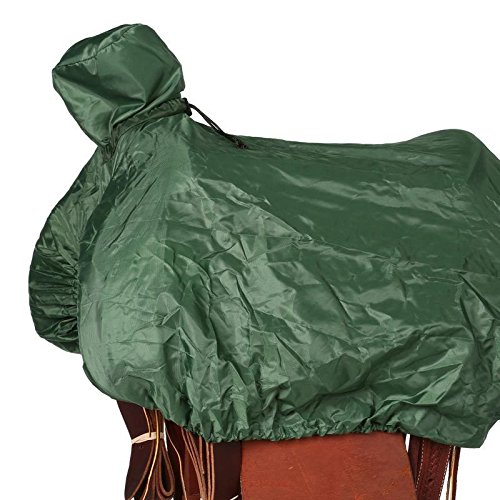 Tough-1 Nylon Western Saddle Cover with Tote ()