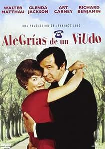 Alegrias de un viudo [DVD]