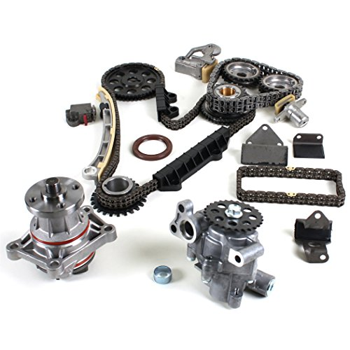 CNS TK9090WPOP Brand New Timing Chain Kit + Water Pump Set + Oil Pump Set