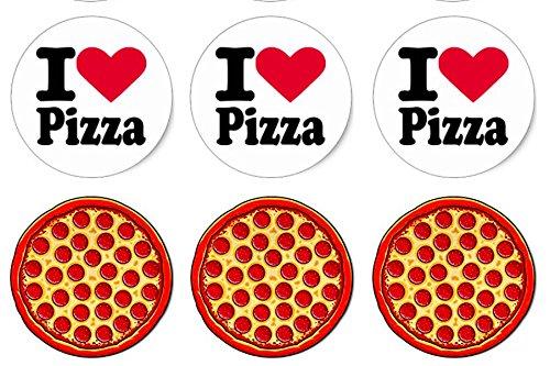 12 I Love Pizza 2.5