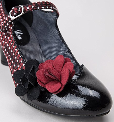 Ruby Shoo Freya - Black