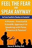 Feel the Fear and Speak Anyway, Marcus Mottley, 1492759597