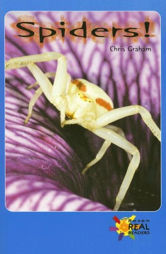 Download Spiders! (Rosen Real Readers: Upper Emergent) pdf epub