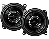 4 inch car speakers - Pioneer TS-G1045R Dual Cone 4-Inch 210 W 2-Way Speakers-Set of 2