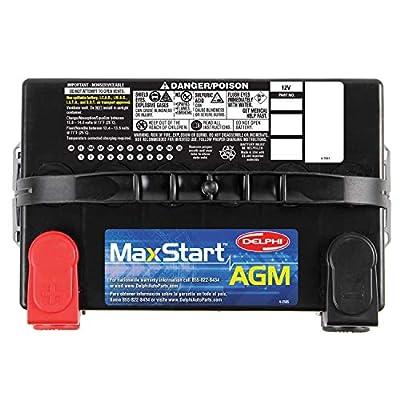 Delphi BU9078 78 AGM Battery