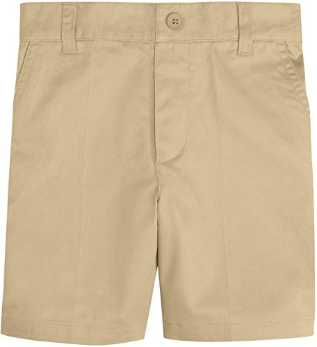 French Toast School Uniform Boys Pull-On Shorts, Khaki, 2T French Toast Boys Shorts