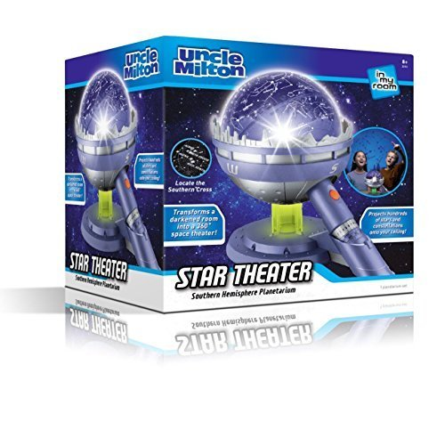 Uncle Milton - Star Theater Home Planetarium by Uncle Milton (Home Star Planetarium Theater)
