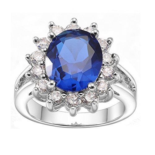 lady diana ring - 6