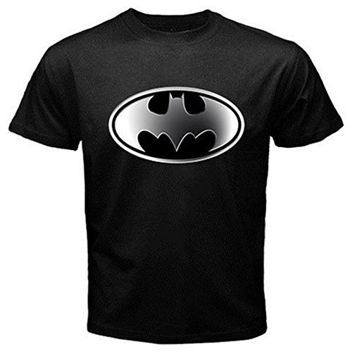 [DC Comics Batman Hush Logo II T-Shirt for Adults, Men, Boys- Medium - Black] (Cute Couples Halloween Outfits)
