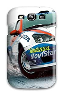New Premium BnOHefi6723wHKoX Case Cover For Galaxy S3/ Colin Mcrae Rally American And Blinds Protective Case Cover