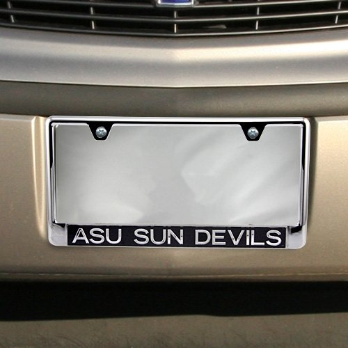 WinCraft Arizona State University S24666 LIC Plate Frame B//O Printed