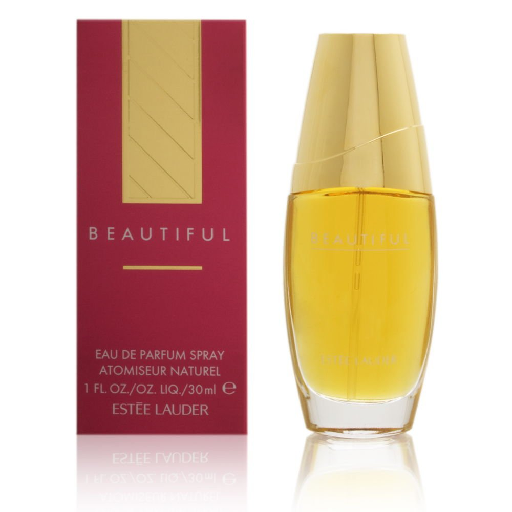 Beautiful By Estee Lauder For Women. Eau De Parfum Spray 1 Ounces