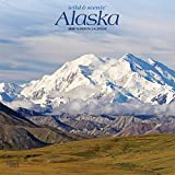 Alaska Wild & Scenic 2020 12 x 12 Inch Monthly Square Wall Calendar, USA United States of America Noncontiguous State Nature