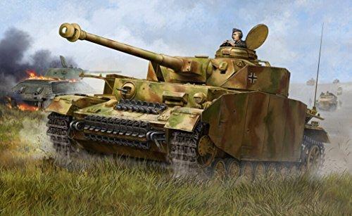 TRP00920 1:16 Trumpeter Panzer Pz.Pkfw.IV Ausf H Medium - Trumpeter 1 16 Panzer Iv