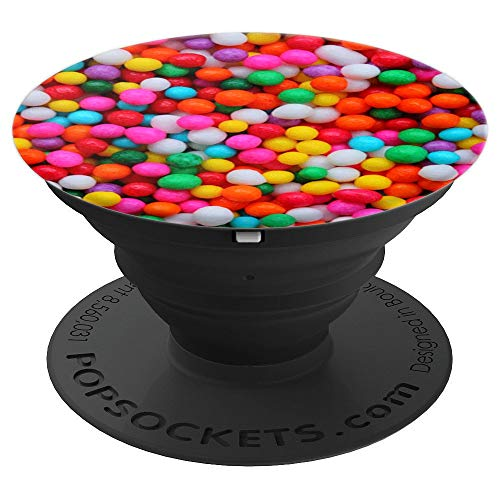 Gumballs Candy Sweets, Penny Store Candies Lollies - PopSockets Grip and Stand for Phones and Tablets -