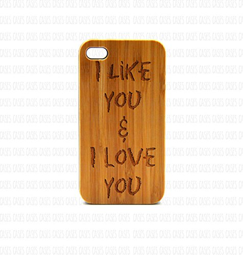 Krezy Case Real Wood iPhone 5c Case, Quote iPhone 5c Case, Wood iPhone 5c Case, Wood iPhone Case,