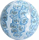 American Educational Vinyl Clever Catch Ice Breaker Advanced Ball, 24 Diameter, Model: SR-1443, Office Shop