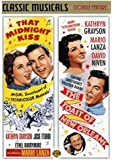 That Midnight Kiss / The Toast of New Orleans (DVD) Kathryn Grayson, Mario Lanza, David Niven