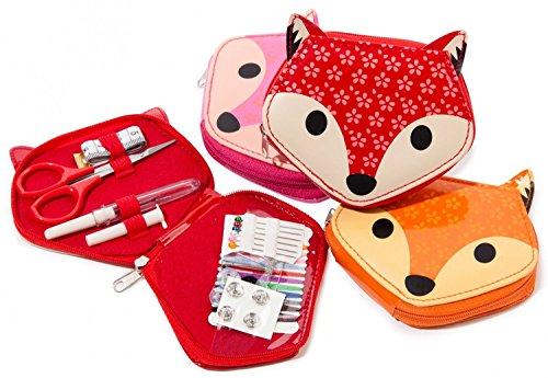 Fox Sewing Kit (Orange)