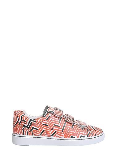 6da3315c9d21e9 Ash Homme POWER01 Multicolore Cuir Baskets: Amazon.fr: Chaussures et ...